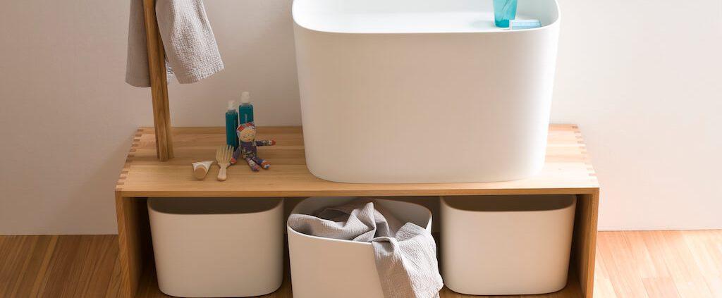 muebles y lavabo Fonte de Rexa Design